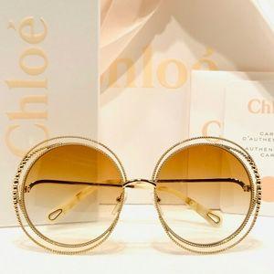 Chloe Sunglass Style CE114SC